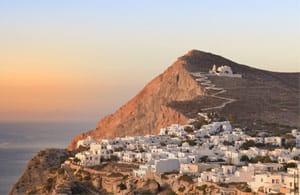 Tour Isole Greche: Folegandros e Santorini - Vacanze Isole Greche Cicladi | Arché Travel