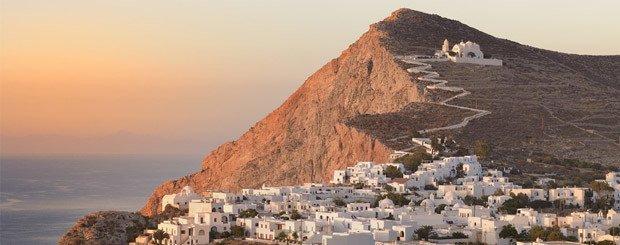Tour Isole Greche: Folegandros e Santorini - Vacanze Isole Greche Cicladi | Arché Travel Grecia