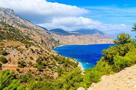 Trekking Grecia Karpathos - Trekking Isole Greche