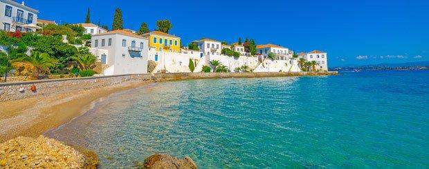 Bike Tour Grecia in Bici - Isola di Spetses, Hydra, Peloponneso | Arché Travel Grecia