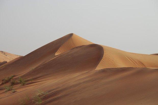 viaggio in oman deserto wahiba sands dune oman