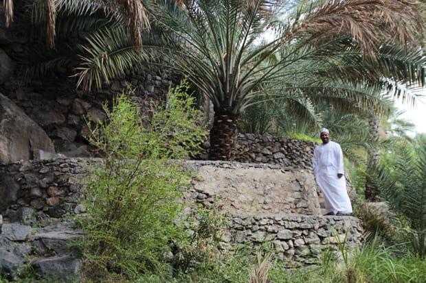 viaggi in oman - villaggio di misfat oman