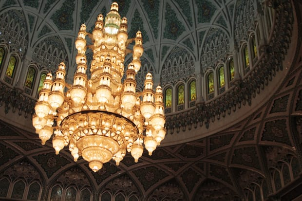 viagigo in oman muscat grande moschea