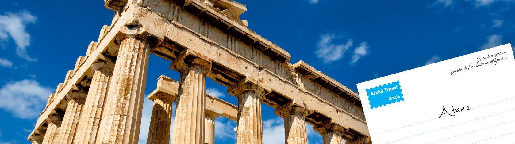 CATALOGHI Viaggi Tour Atene Grecia - Arché Travel - Tour Operator Grecia Atene