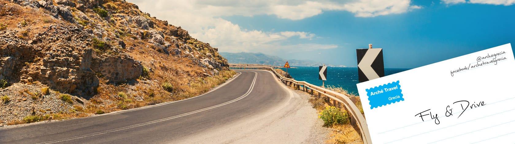 Fly and Drive Grecia - Viaggi in Grecia in auto - Arché Travel - Tour Operator Grecia