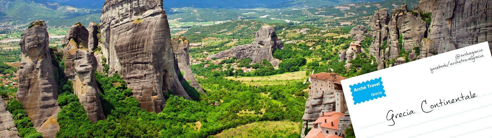CATALOGHI Viaggi Grecia Continentale Tour Grecia Continentale - Arché Travel - Tour Operator Grecia Continentale