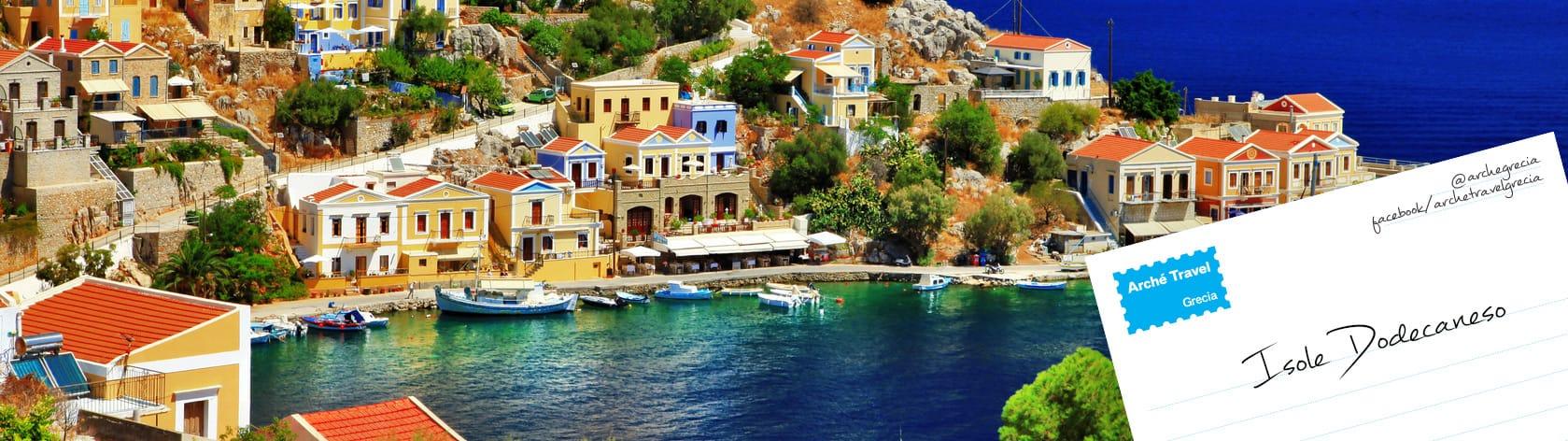 CATALOGHI Viaggi Isole Dodecaneso Tour Isole Dodecaneso - Arché Travel - Tour Operator Isole Dodecaneso Grecia