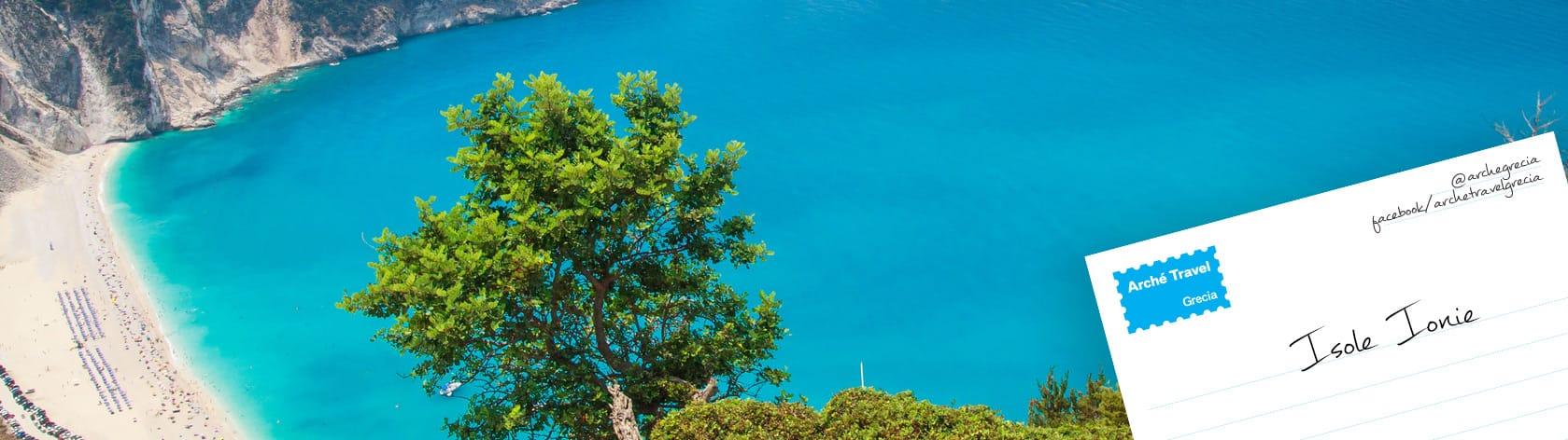 CATALOGHI Viaggi Isole Ionie Tour Isole Ionie - Arché Travel - Tour Operator Isole Ionie Grecia