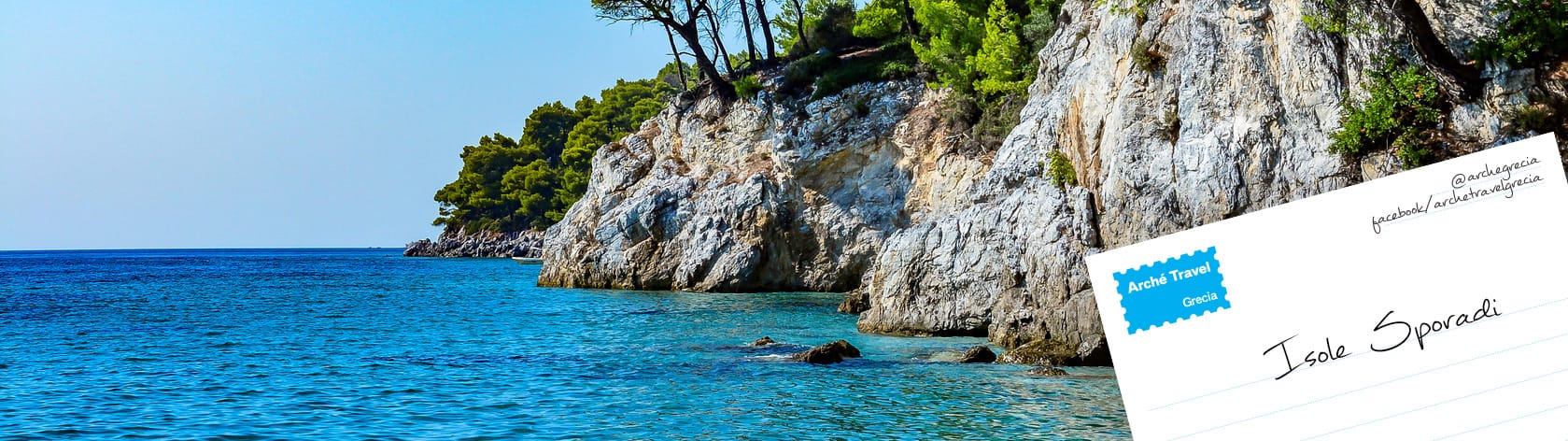 CATALOGHI Viaggi Isole Sporadi Tour Isole Sporadi - Arché Travel - Tour Operator Isole Sporadi Grecia