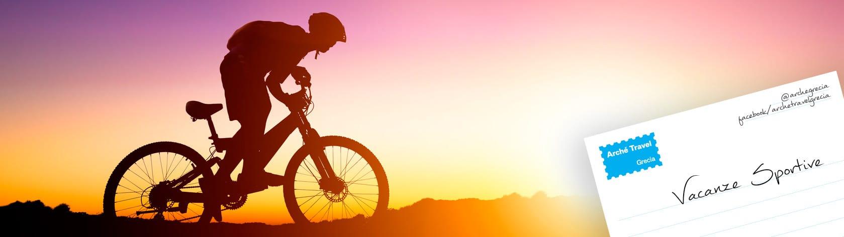 Vacanze Sportive Grecia - Viaggi in Bici e Multisport Grecia - Arché Travel - Tour Operator Grecia Sport