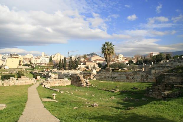 Atene - Kerameikos