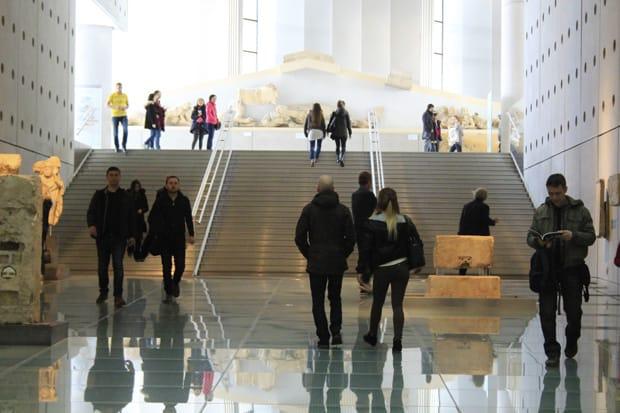 Interno Museo - Atene