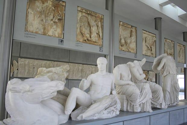 Fregi Acropoli - Atene