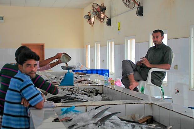 Mercato del Pesce di Mirbat - Tour Oman - Arché Travel