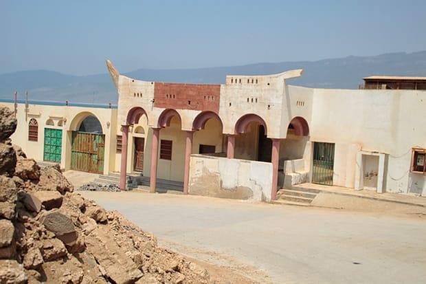 Palazzo Dhow Mirbat - Tour Oman - Arché Travel