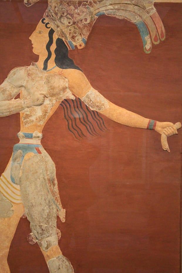 Principe-dei-Gigli - Museo Archeologico di Heraklion Creta