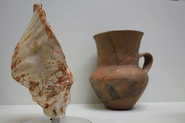 Conchiglia - Museo Archeologico di Heraklion Creta