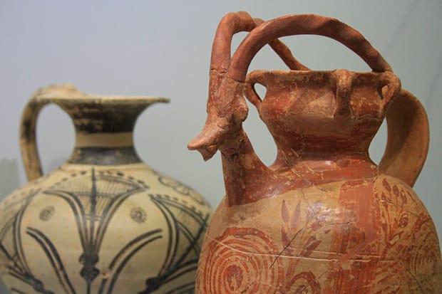 Vasi - Museo Archeologico di Heraklion Creta