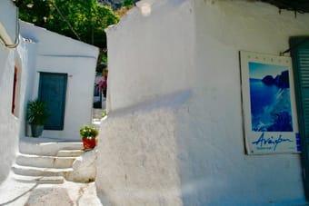 Atene - Quartiere Anafiotika