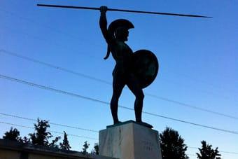 Termopili Grecia 300