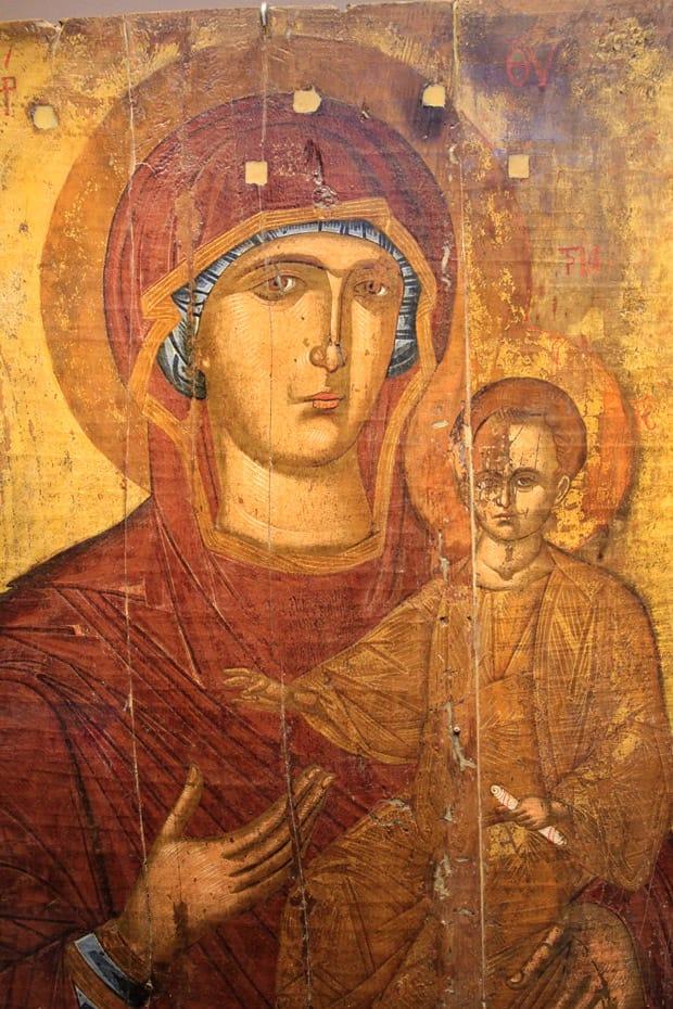 Icona della Vergine Hodegetria