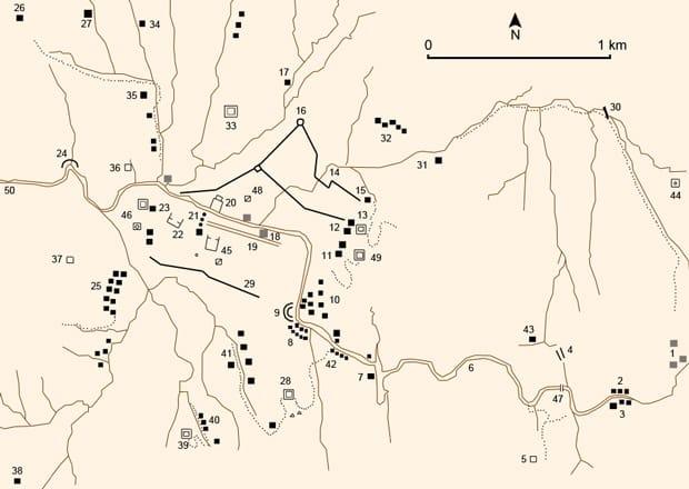 petra-cosa-vedere-mappa-sito-archeologico
