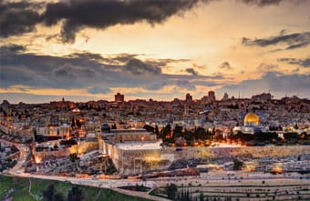 Viaggio Giordania e Israele - Natale in Giordania