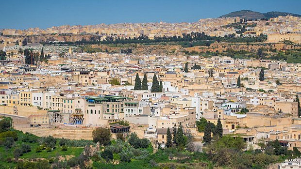 città-imperiale-di-fez-marocco-ville-nouvelle