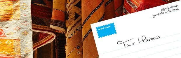 Tour marocco - Tour Petra - Arché Travel - Tour Operator Giordania