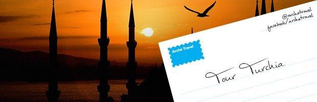 Tour Turchia - Tour Istanbul - Arché Travel - Tour Operator Turchia