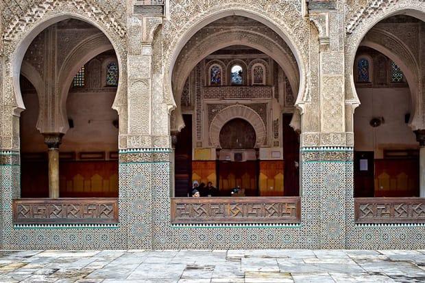 fez-marocco-cosa-vedere-madrasa-bou-inania