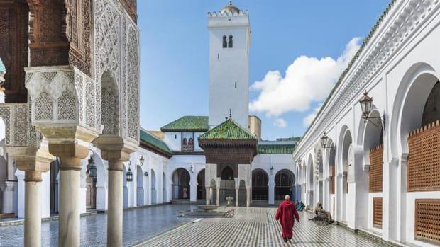 fez-marocco-cosa-vedere-universita-al-qarawiyyin