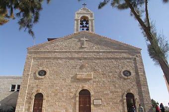 Madaba - Chiesa di San Giorgio - Tour Giordania Novembre