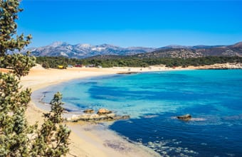 Tour Grecia Classica Mare Naxos 2018 - Grecia Mare Isola di Naxos | Arché Travel