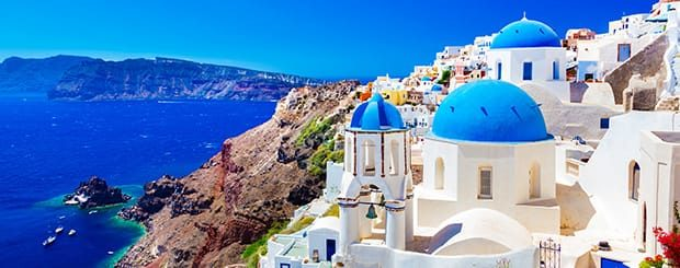 Tour Grecia Classica Mare Santorini 2018 - Grecia Mare Isola di Santorini | Arché Travel