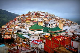 Moulay Idriss - Gran Tour Marocco - Tour del Marocco Tour