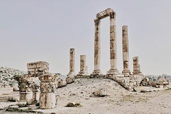 Amman Cittadella tour