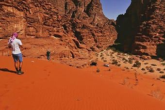 Deserto Wadi Rum Escursione