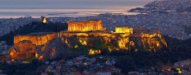 Tour Capodanno ad Atene Capodanno 2018 - Capodanno Atene 2020-2021