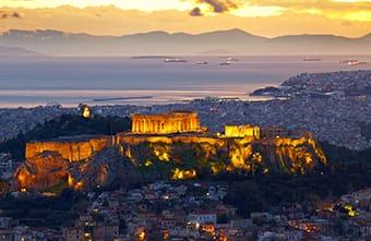 Tour Capodanno ad Atene Capodanno 2018 - Capodanno Atene 2018-2019