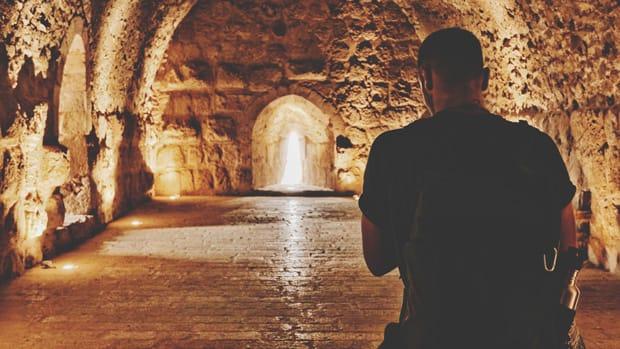 castello adjlun viaggio in giordania - arché travel