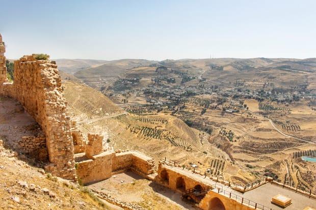 castello di kerak giordania viaggio in giordania - Arché Travel