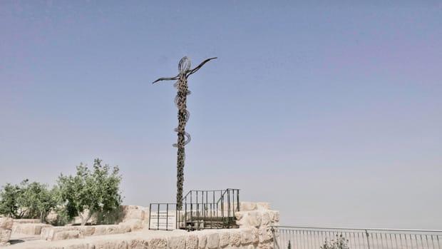 monte nebo terra promessa - viaggio in giordania - Arché Travel