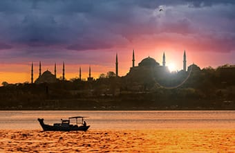 Viaggio Turchia Istanbul 1 Maggio 2021 - Arché Travel