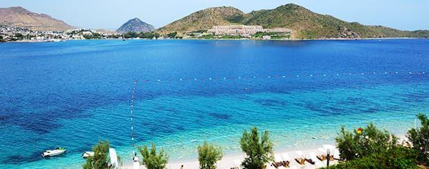 Gran Tour Turchia Agosto Mare Agosto Bodrum - Arché Travel