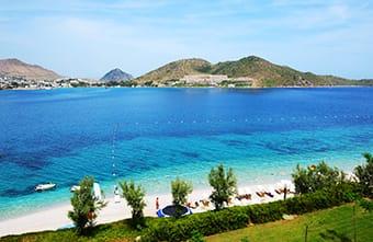 Gran Tour Turchia Agosto Mare Bodrum - Arché Travel