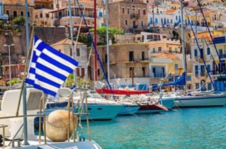 vacanza caicco grecia e turchia dodecaneso nord - arché travel