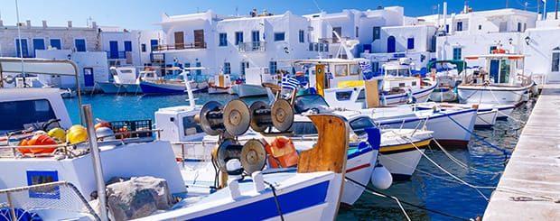 tour grecia classica mare paros