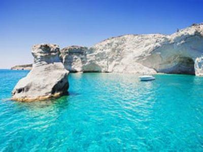 tour grecia classica mare milos - Arché Travel