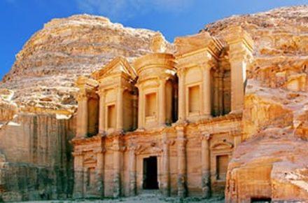 tour giordania agosto - giordania in estate